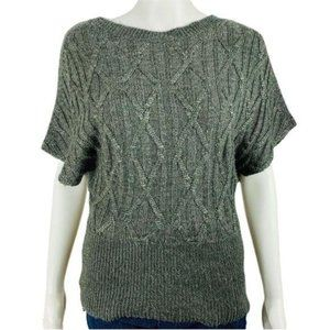 Classiques Entier Sweater XS Gray Chunky Knit